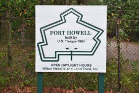 This is the sign of the site of the fort. The fort is free to all visitors during the daytime.