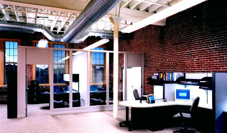 Interior of building (current)