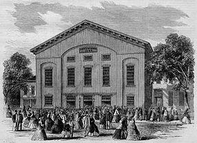 Church in 19th Century