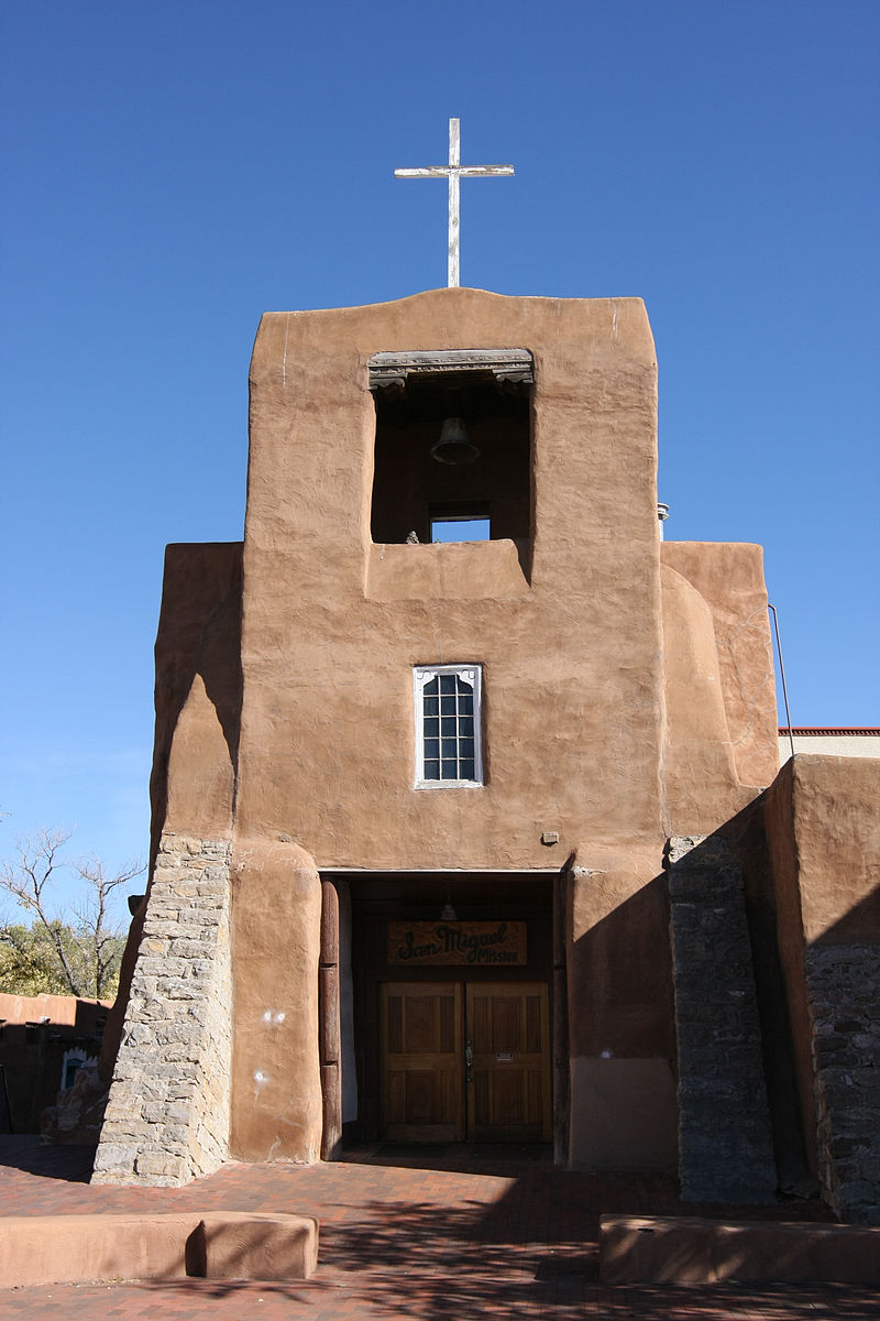 Front exterior to the chapel as seen today
