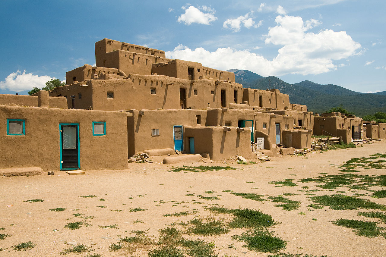 Taos Pueblo served as a base for Popé during the revolt.