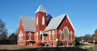 First Baptist Church was used as a meeting place for civil rights leaders and organizations when they planned events and campaigns.