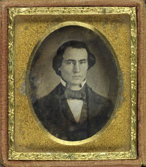 George Shriver enlisted with the Union army in August of 1861, believing the war would end fast and he would be able to open his business. He was ultimately captured by Confederate troops in 1864 and sent to Camp Sumter.