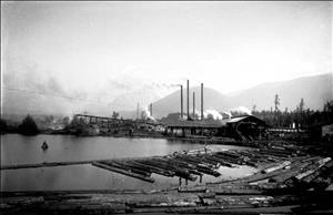 Gold Bar Lumber Company, ca. 1910