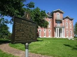 White Hall is a state historical landmark and has become increasingly well-known given Cassius Clay's stance against slavery.