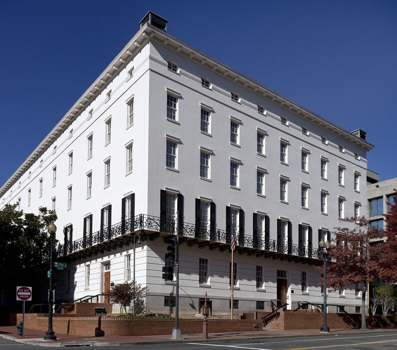 The United States Trade Representative's Winder Building, Washington, D.C., November 2011