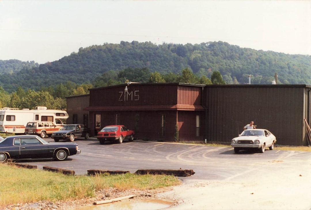 Pictured is the original building located in Prichard West Virginia.
