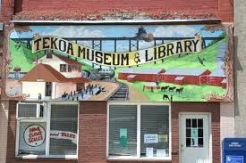 Tekoa Library and Museum
