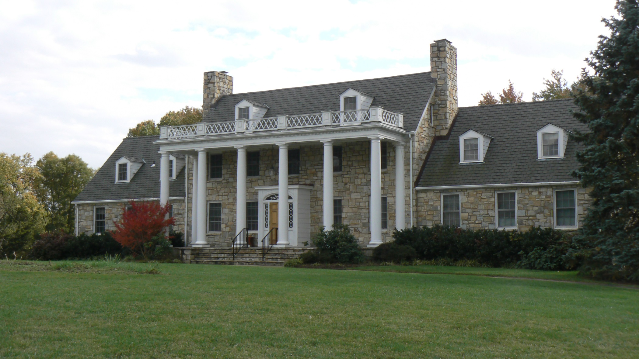 Retirement - now known as Stone Mansion