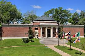 Sam Houston Memorial Museum is located near the historic homestead of general and future governor Sam Houston.