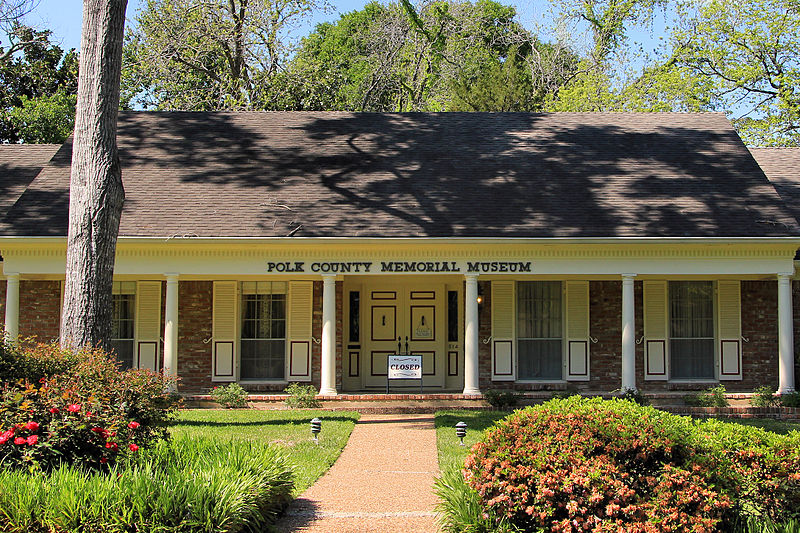 The Polk County Memorial Museum was founded in the early 1960s.