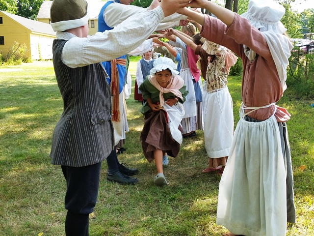 18th Century festivals and camps