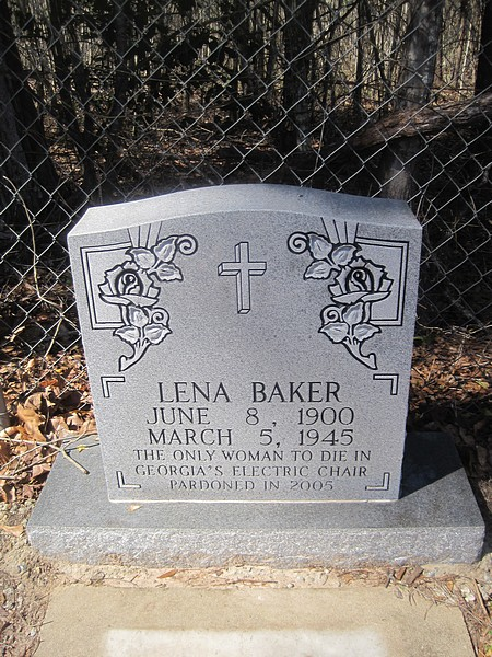 This is an image of the new headstone.