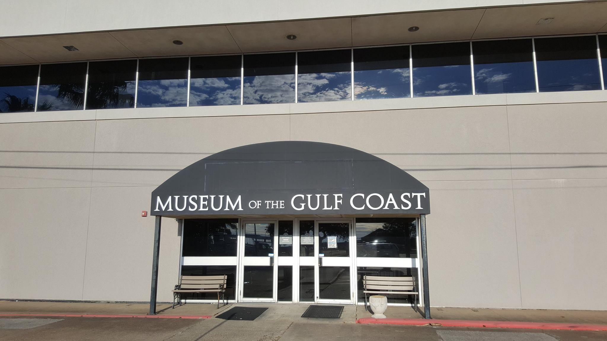 The Museum of the Gulf Coast was chartered in 1964 and preserves the history of the Texas/Louisiana Gulf coast region.