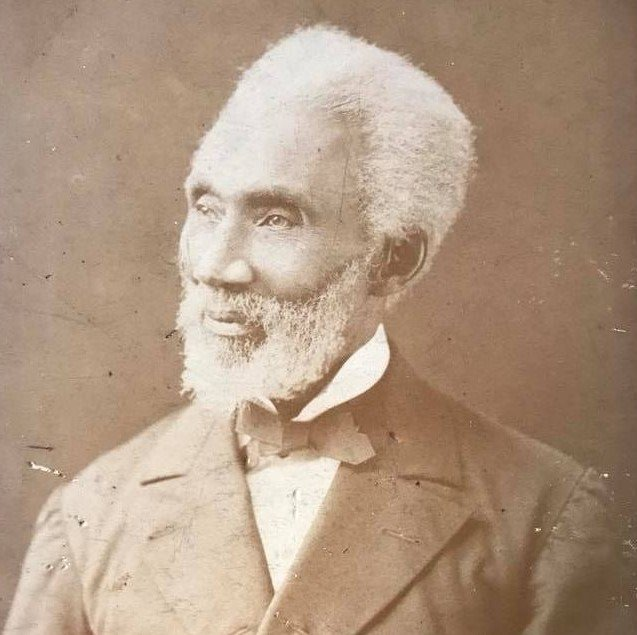 Rev. William Jackson