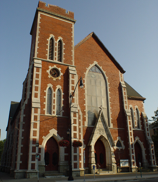 Landmark Church as it appears today