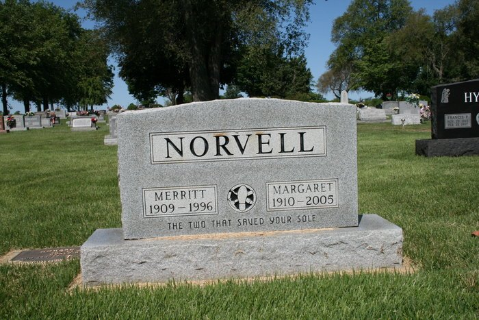 The Norvell's Grave