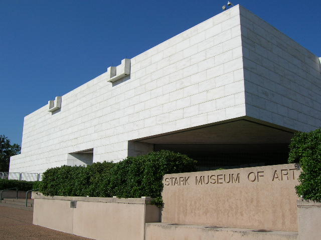 Opened in 1978, the Stark Museum of Art is one of the nation's premier museums of American Western art.