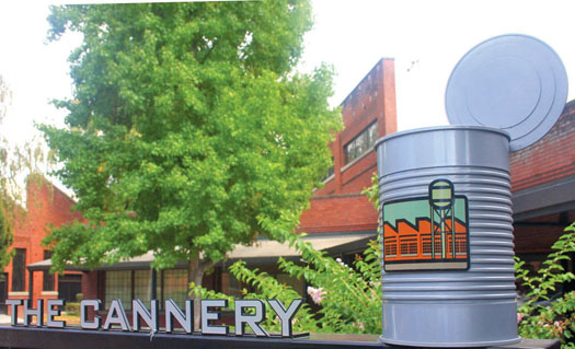 A new development on the site, The Cannery
