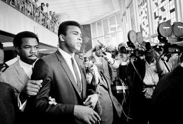 The day Ali denied service