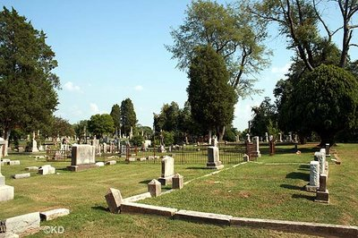 The Florence City Cemetery