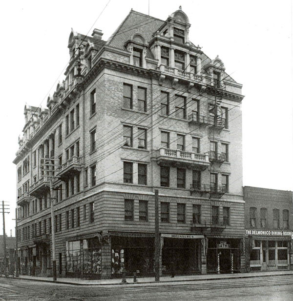 1910 Picture (Source: http://www.historicspokane.org/)