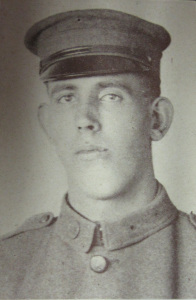 John L. Callicoat, who died in France in 1918