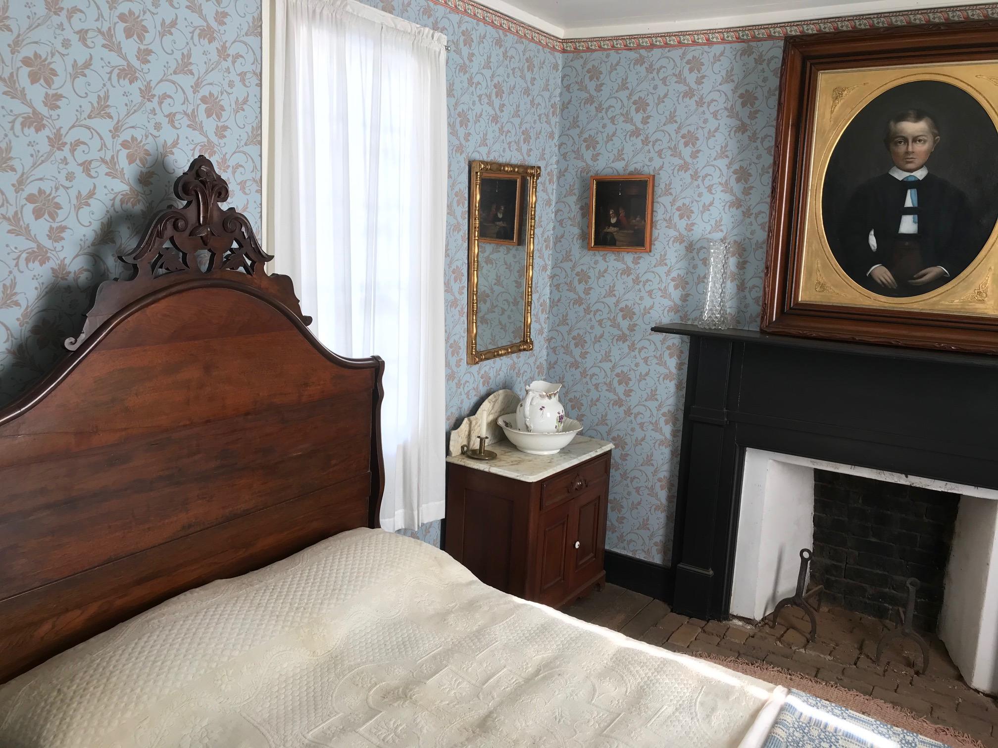 William Lowndes Calhoun Bedroom