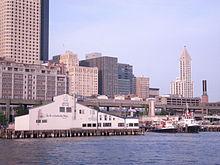 Pier 54 in 2009