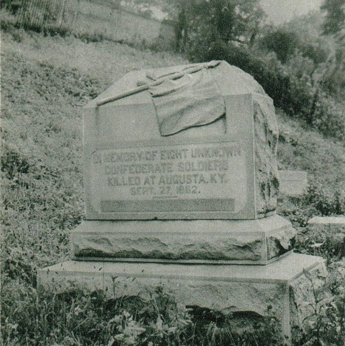 Front of Monument