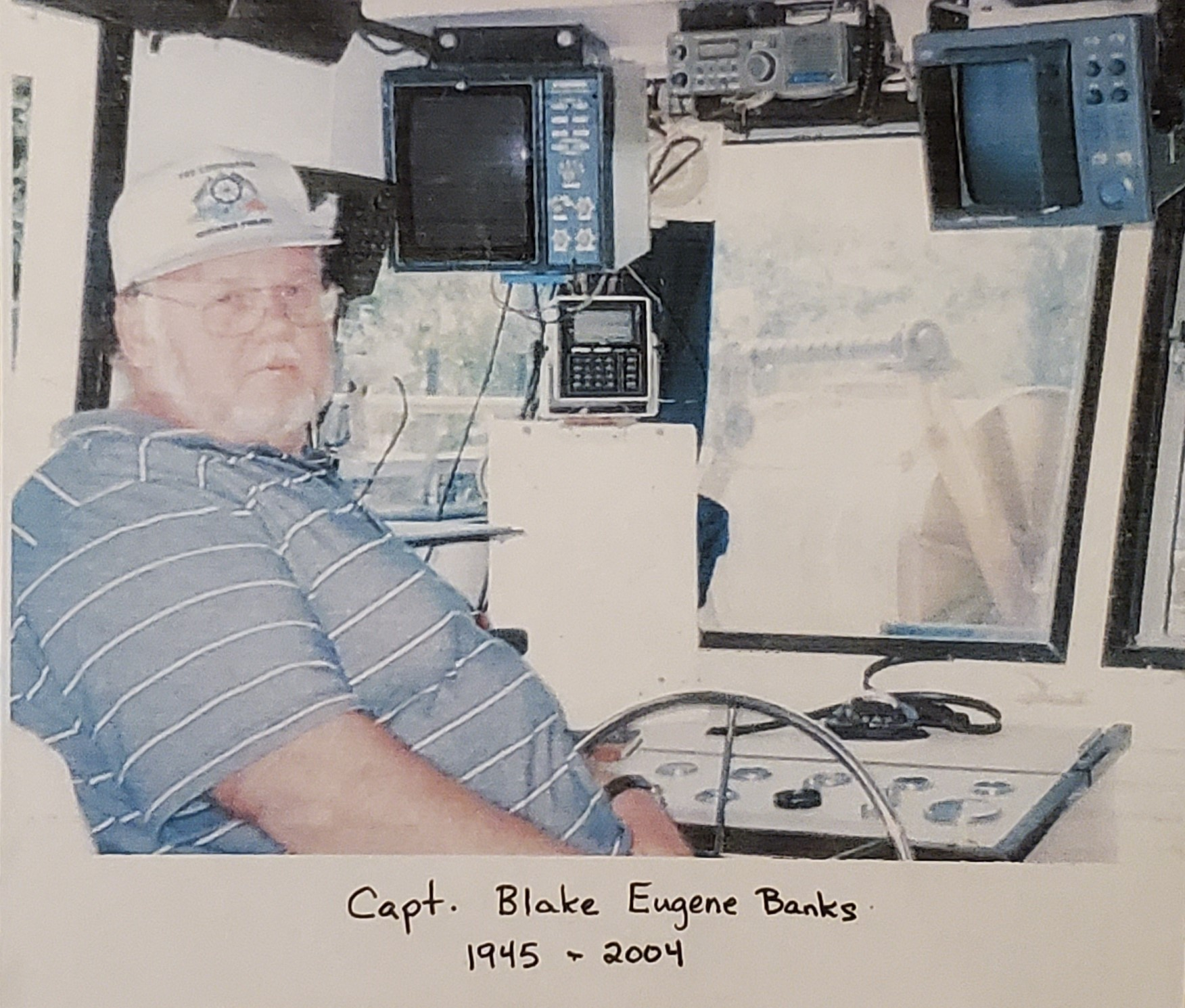 Captain Blake Banks