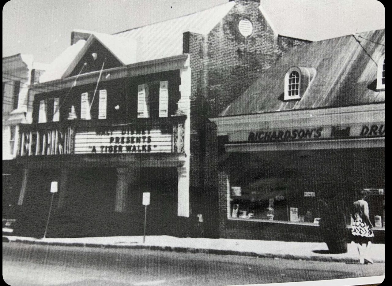 The Argonne Theater