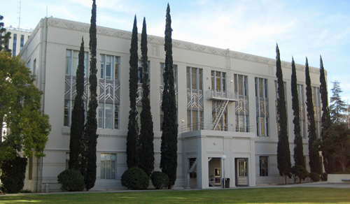 The Fresno County Hall of Records