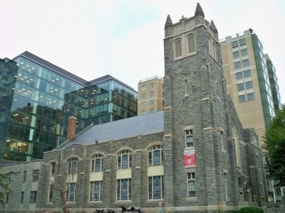 Asbury United Methodist Church, Washington DC; a significant pastoral assignment of Bishop Matthew Clair
