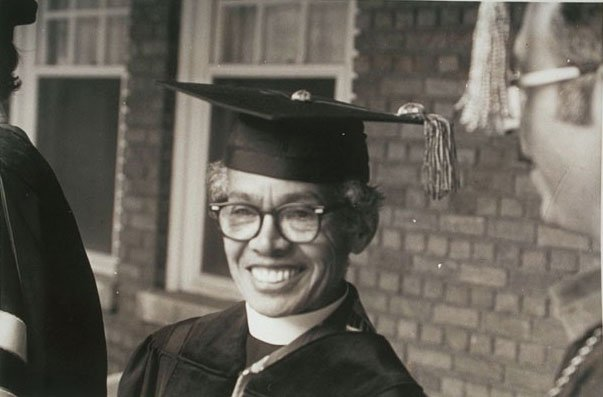 Murray earned a J.S.D (Doctor of Juridical Science) from Yale; she was the first African- American women to be awarded this degree