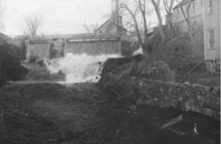 The Methuen Falls