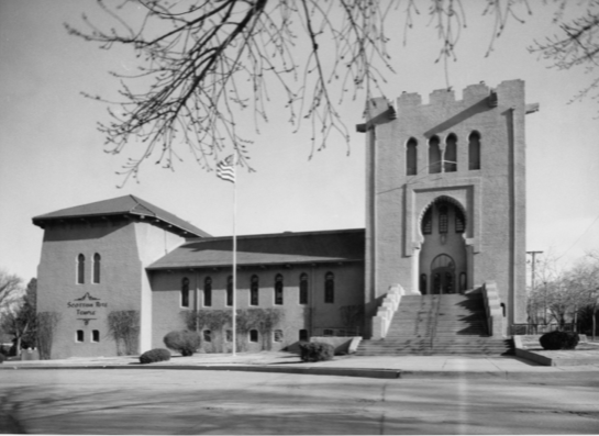 Blast from the Past: The Scottish Rite Temple