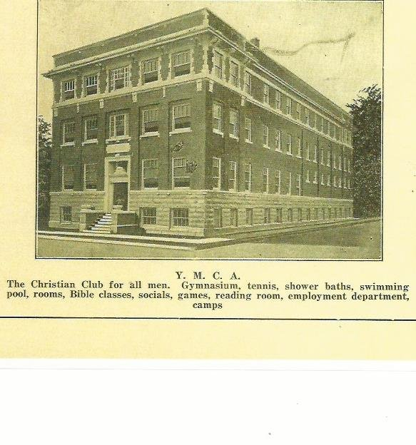 Image from Carthage City Directory, 1917.