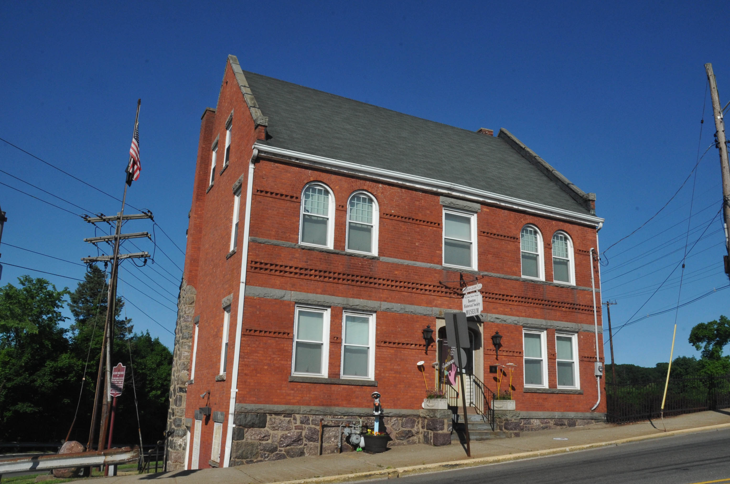 Photograph of Boonton Historical Society.