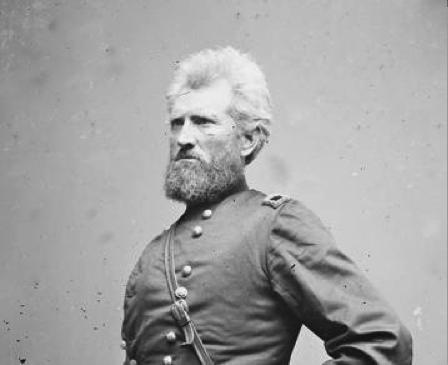 Brigadier General Robert H. Milroy