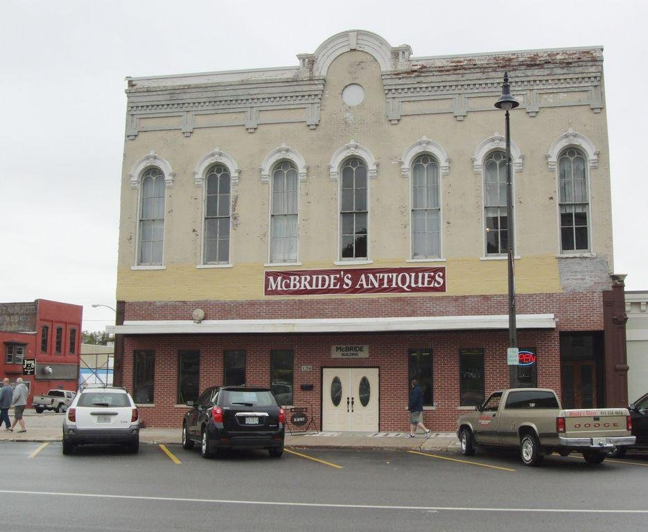 Burlingame & Chaffee Opera House in 2017.