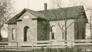 Lincoln School, circa 1903.