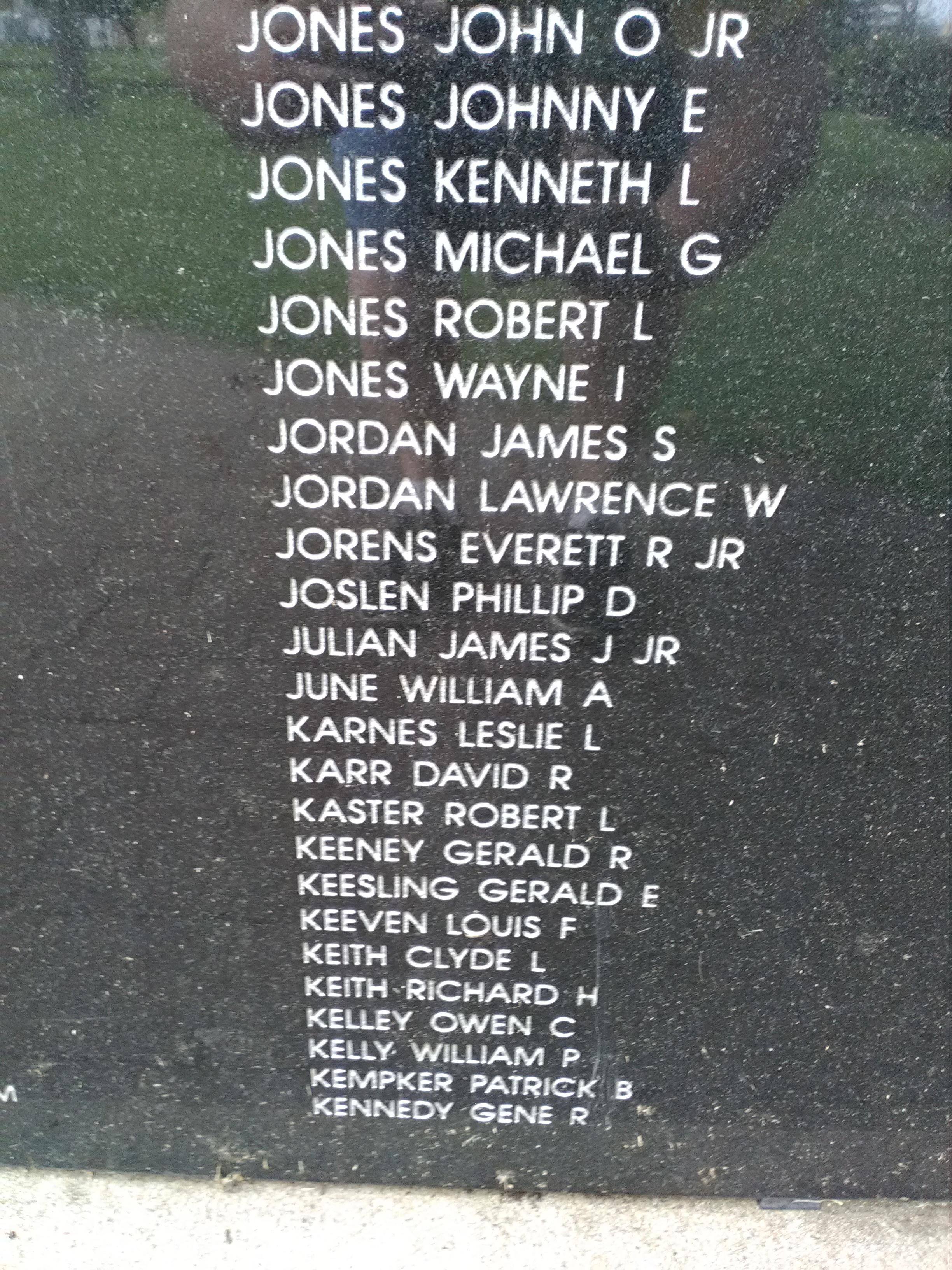 Phillip D. Joslen was Carthage, Missouri's first soldier killed in the Vietnam War.