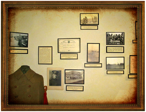 General Tuthill Display