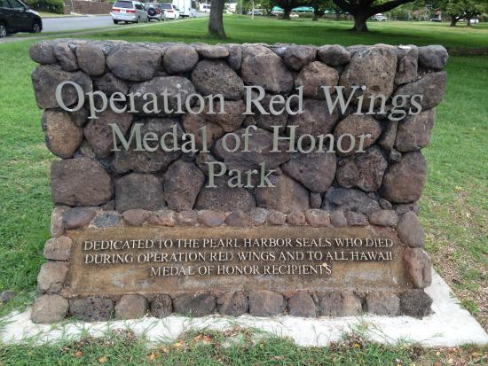 Operation Red Wings Medal of Honor Monument