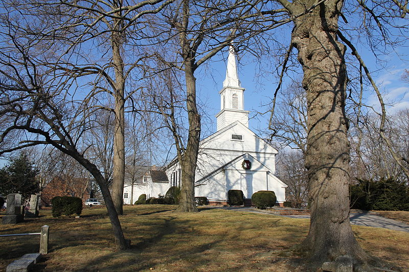 Church in Douglaston Hill