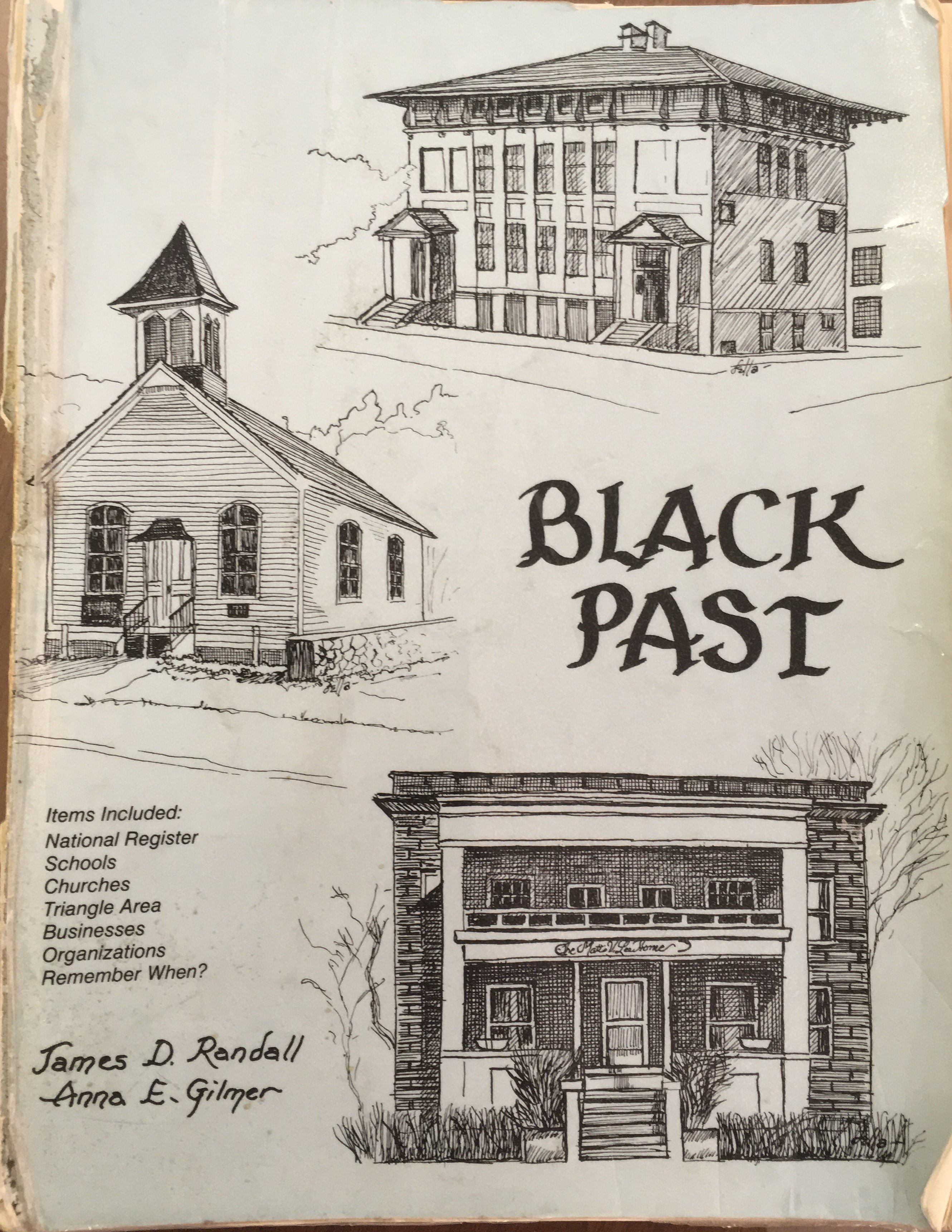 "Out-of-print book; ""The Block"" contents include information & pictures about businesses, individuals and social life in the neighborhood; plan for future re-print through the W.Va. Center for African-American Art & Culture, Inc."