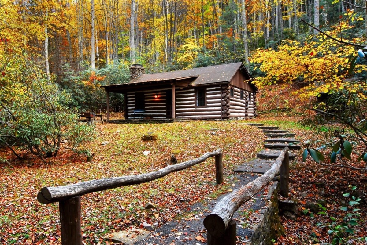 Watoga State Park offers 34 residential cabins within the entire park.