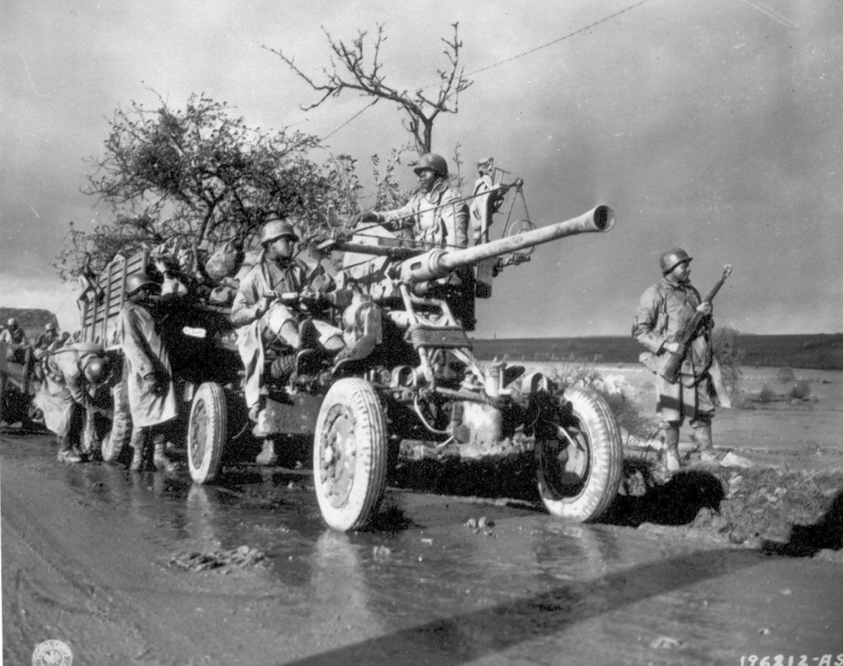 333rd Field Artillery Field Battalion