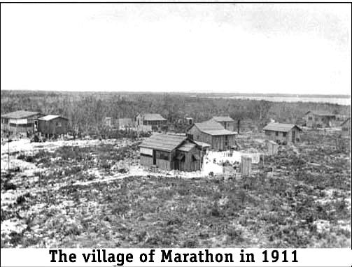 Marathon in 1911